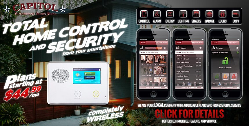 Security Systems Sugarland